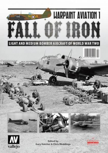 Vallejo Guideline: Warpaint Aviation 1: Fall of Iron
