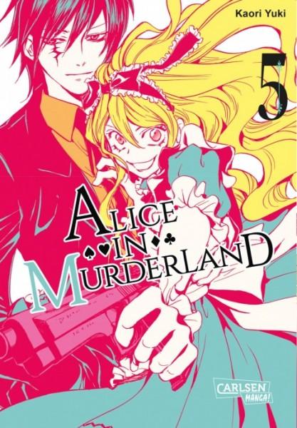 Alice in Murderland Band 5