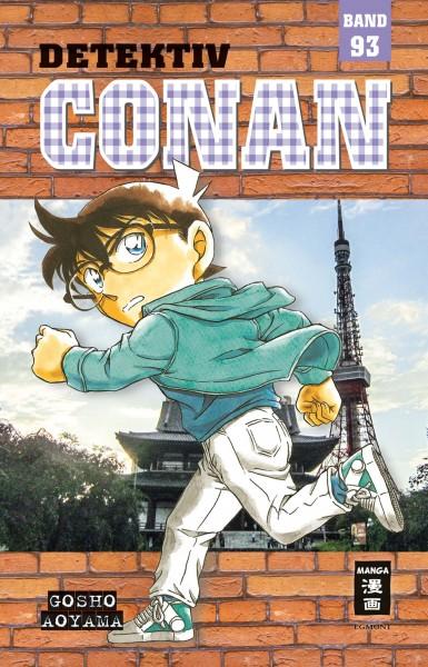 Detektiv Conan: Conan 93
