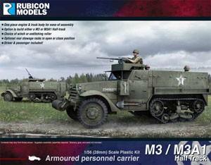 M3/M3A1 Half Track (1/56)