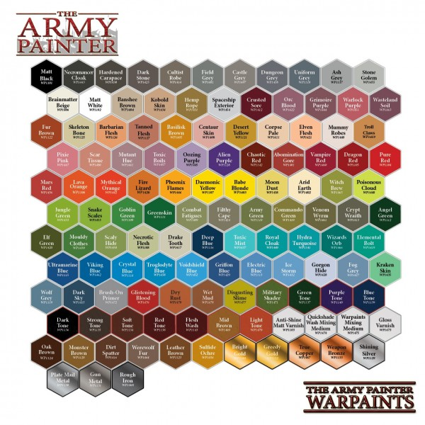 The Army Painter: Warpaint Necrotic Flesh