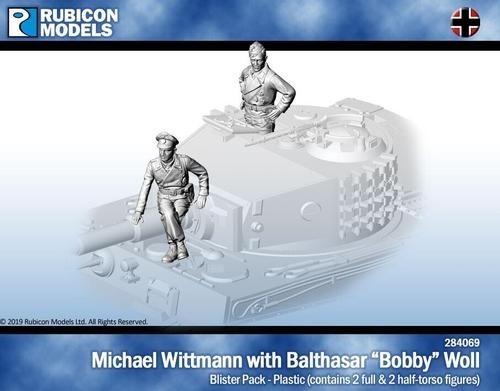 "German Michael Wittman & ""Bobby"" Woll"