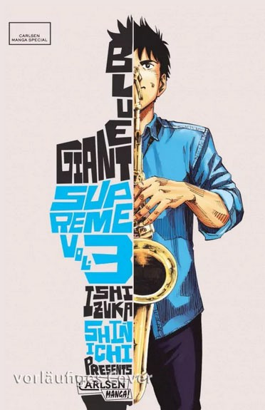 Blue Giant Supreme Band 03