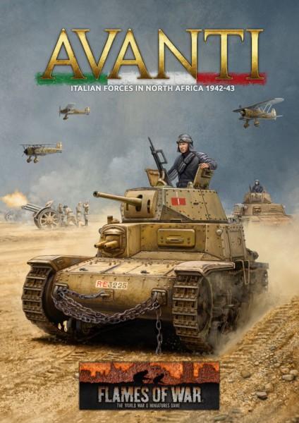 Flames of War IT: Avanti - Mid War Army Book