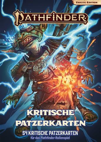 Pathfinder 2. Edition - Kritische Patzerkarten