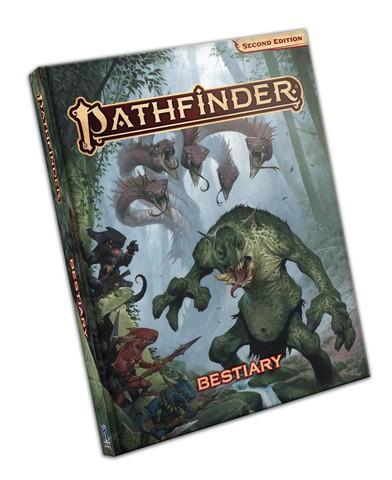 Pathfinder Bestiary (P2) (engl.)