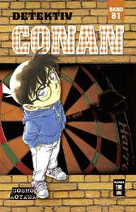 Detektiv Conan: Conan 81