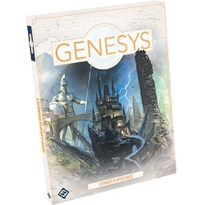 Genesys Expanded Player´s Guide (engl.)