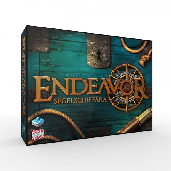 Endeavor - Segelschiffära (DE)