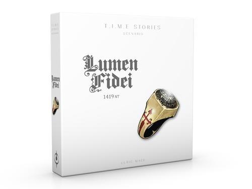 Time Stories: Lumen Fidei (deutsch)