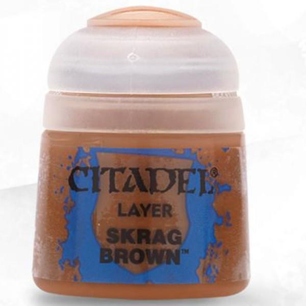Layer: Skrag Brown 12ml
