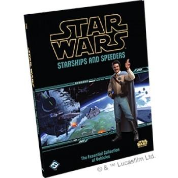 StarWars RPG: Starships and Speeders (engl.)