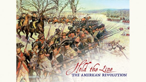 Plastic Soldier Hold the Line - The American Revolution