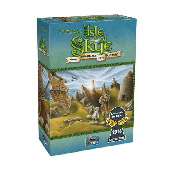 Isle of Skye (Kennerspiel des Jahres 2016)