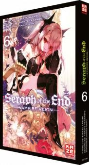 Seraph of the End Band 6