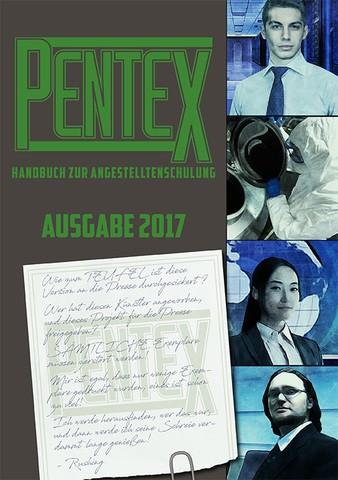 Pentex Indoktrinierungshandb. für Mitarbeiter