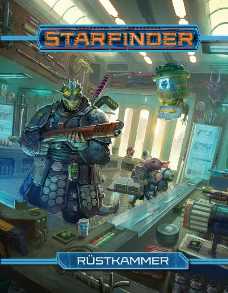 Starfinder - Rüstkammer