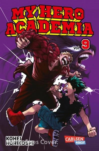 My Hero Academia Band 09