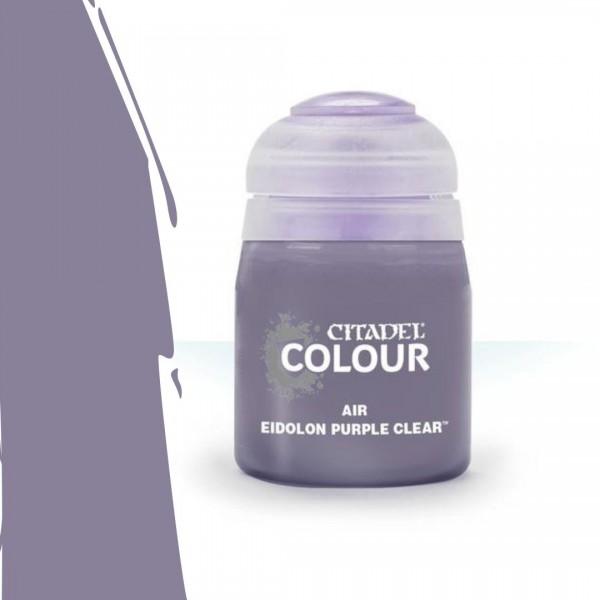 Air: Eidolon Purple Clear 24ml