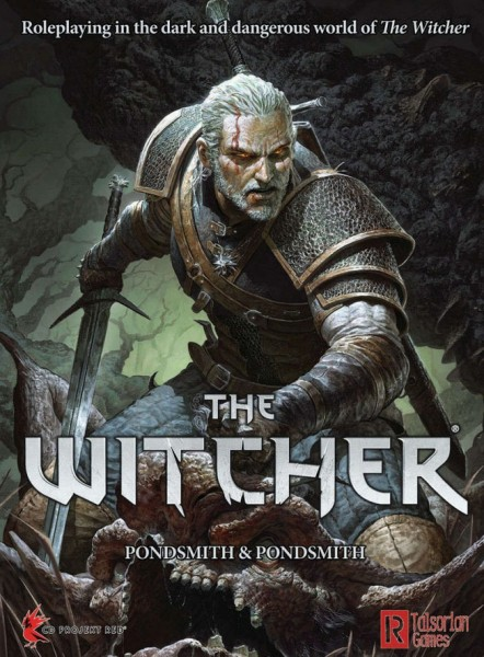 The Witcher RPG Core Rulebook (engl.)