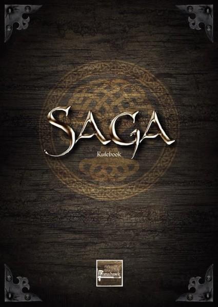 SAGA Regelbuch 2nd Edition (englisch)
