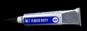 Vallejo Model Color Plastic Putty 20ml Tube