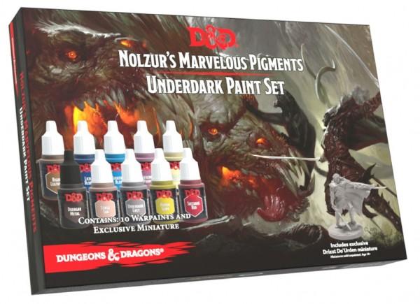 Warpaints: D&D Underdark Paint Set