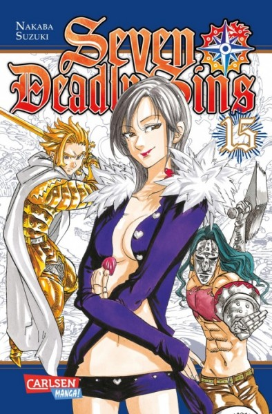 Seven Deadly Sins Band 15