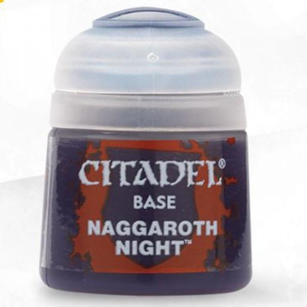 Base: Naggaroth Night 12ml