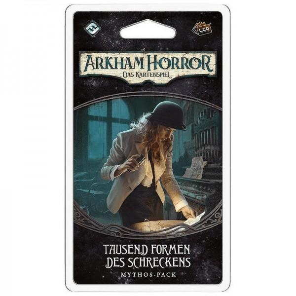 Arkham Horror: LCG - Tausend Formen des Schreckens (dt.)