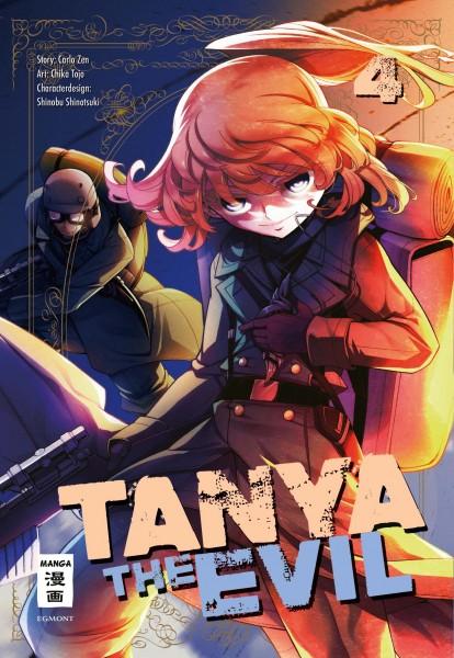 Tanya the Evil Band 04