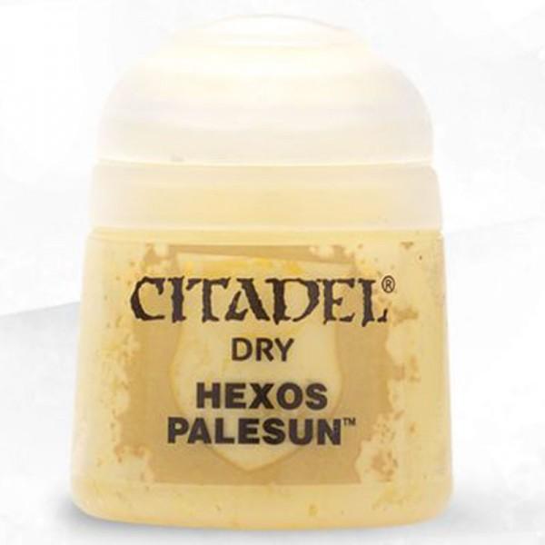 Dry: Hexos Palesun 12ml
