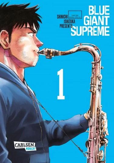 Blue Giant Supreme Band 01