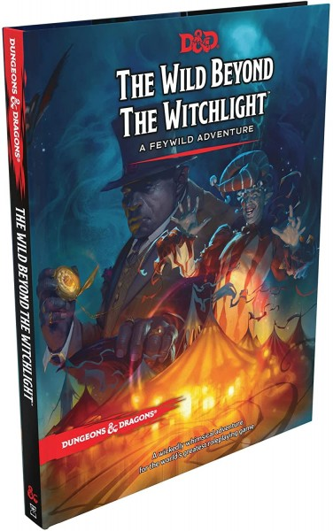 The Wild Beyond the Witchlight HC (EN)