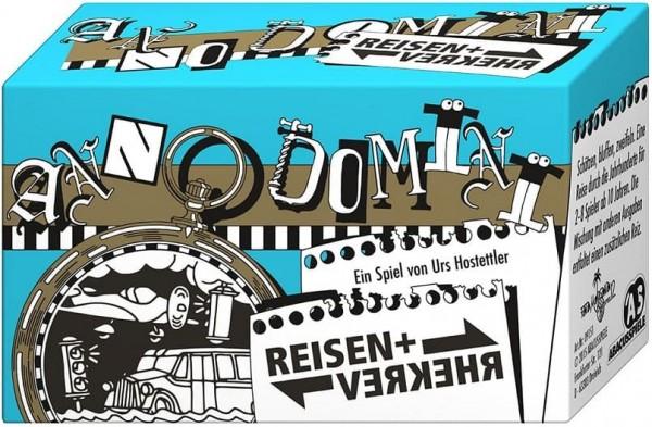 Anno Domini Reisen+Verkehr