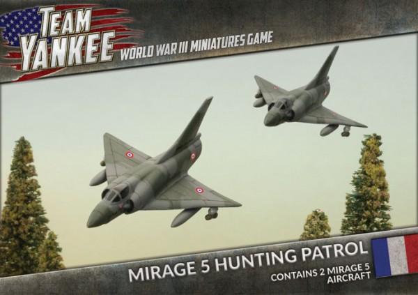 Team Yankee French Mirage 5 (x2)