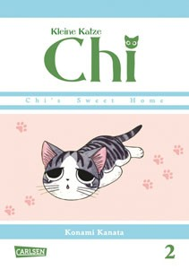 Kleine Katze Chi Band 02