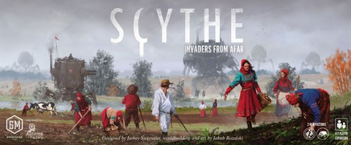 Scythe: Invaders From Afar (Expansion) (engl.)