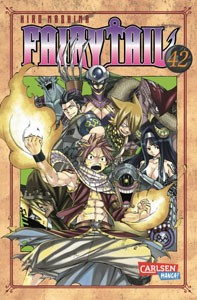 Fairy Tail Bd. 42