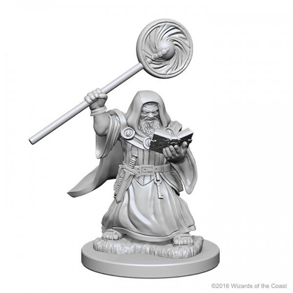 Dwarf Male Wizard