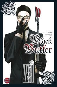 Black Butler Bd. 08