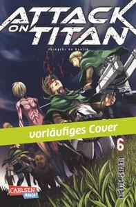 Attack on Titan Band 06