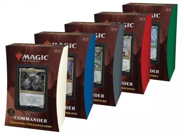 Strixhaven - Akademie der Magier Commander Deck (DE)