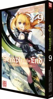 Seraph of the End Band 9