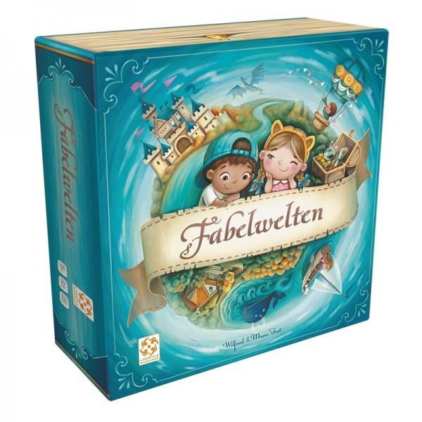 """Fabelwelten (DE) """"Nominiert zum Kinderspiel des Jahres 2021"""""""