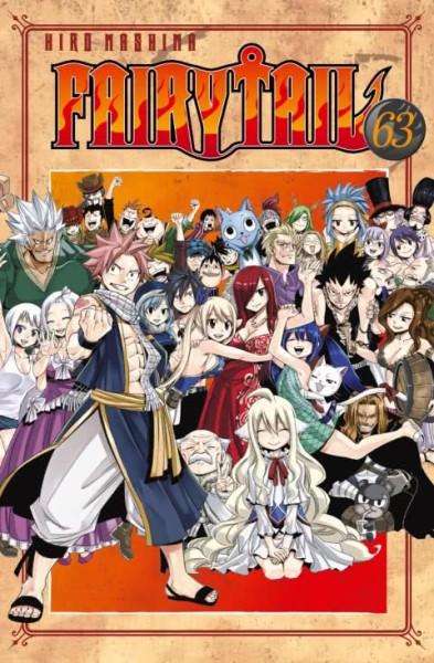 Fairy Tail Bd. 63