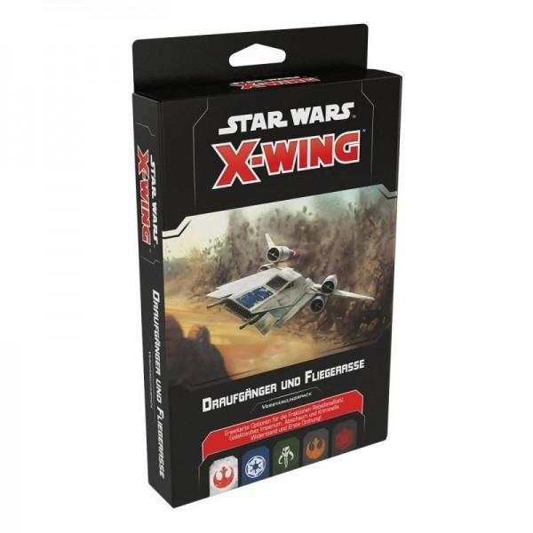 Star Wars: X-Wing - Draufgänger und Fliegerasse