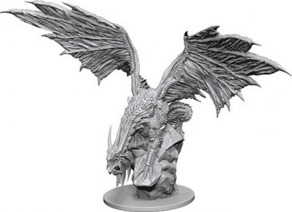 Pathfinder Deep Cuts Mini.: Silver Dragon