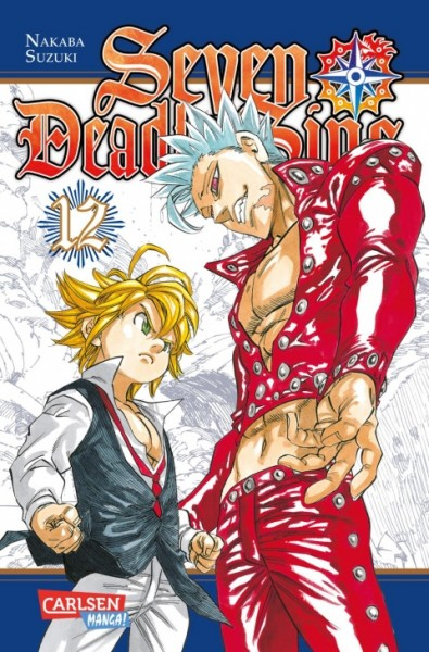 Seven Deadly Sins Band 12