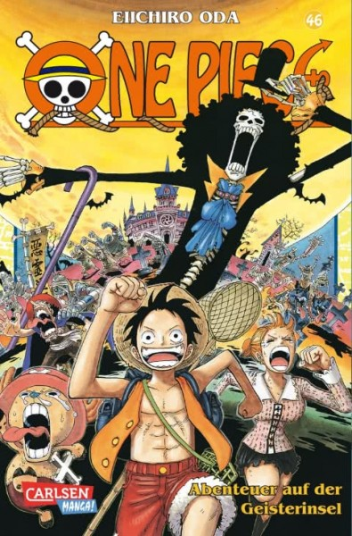 One Piece Band 46